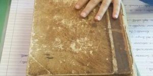 Un libro antico!.