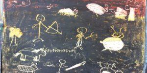 GRAFFITI CLASSE TERZA